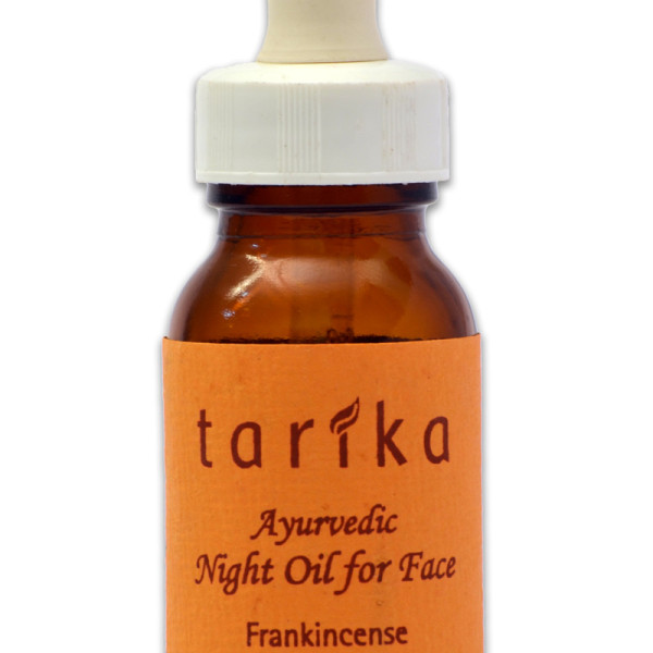 Tarika Ayurvedic Night Oil for face (frankincense) 30ml Pack of 2
