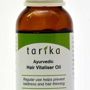 Tarika Ayurvedic Hair Vitaliser Oil 50ml