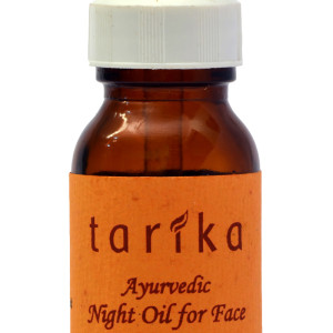Tarika Ayurvedic Night Oil for face (sandal) 30ml Pack of 4